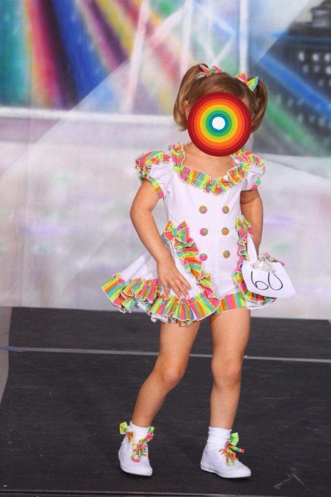 Little Girls Pageant Casual Wear