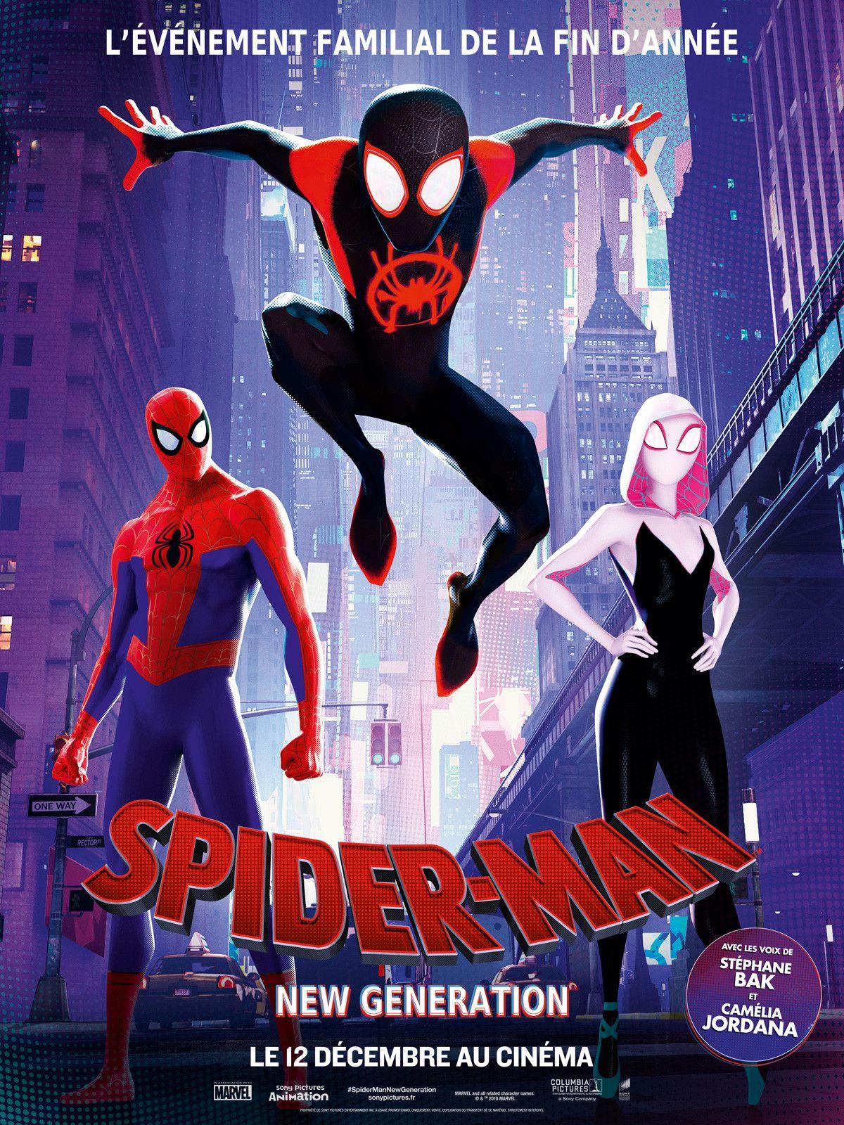Spider Man New Generation Suit Les Aventures De Miles Morales Un Adolescent Afro Americain Et Portoricain Qui Vit A Brooklyn En 2020 Spiderman Film Spider Man Film