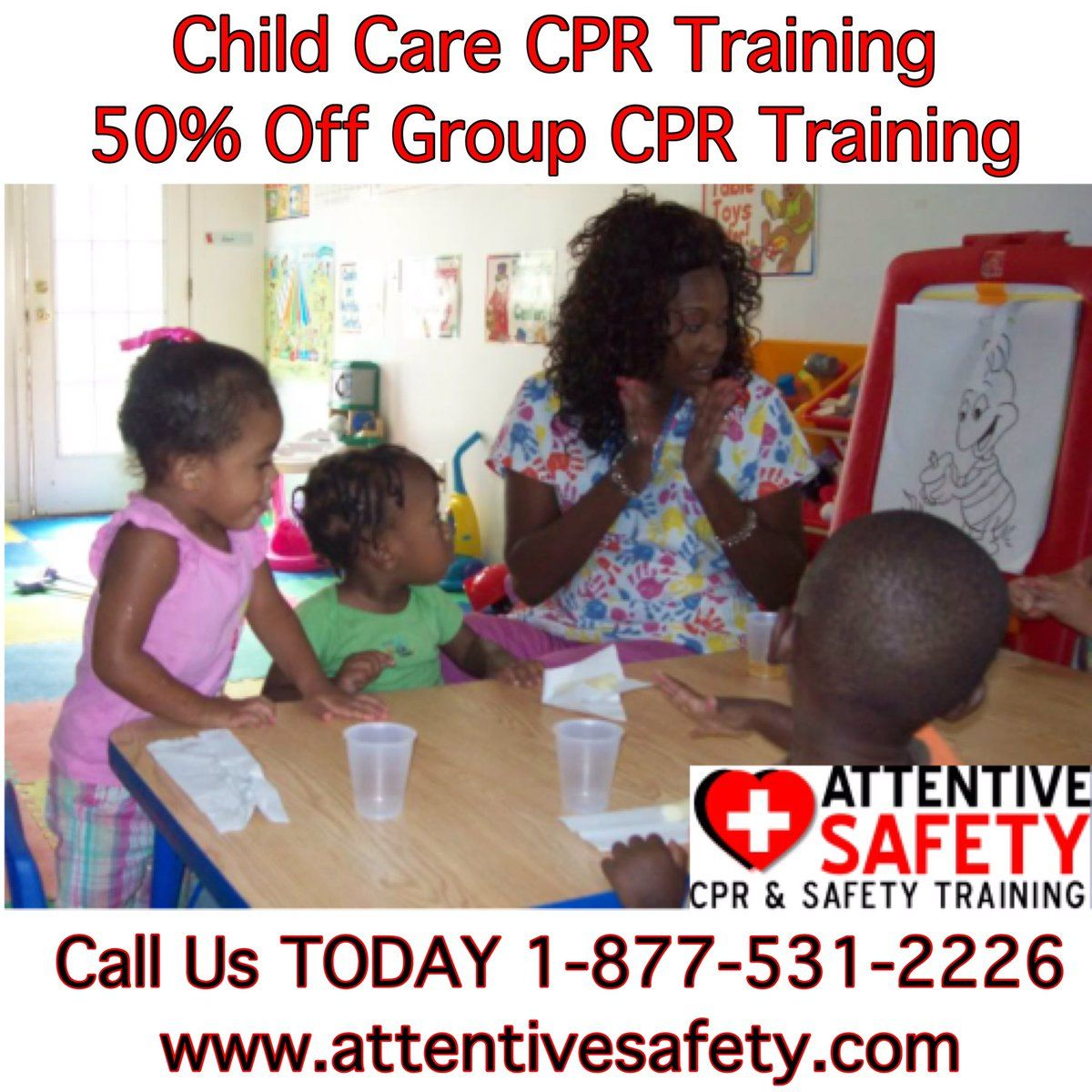 Attentive Safety CPR (AttentiveSafety) Twitter Cpr