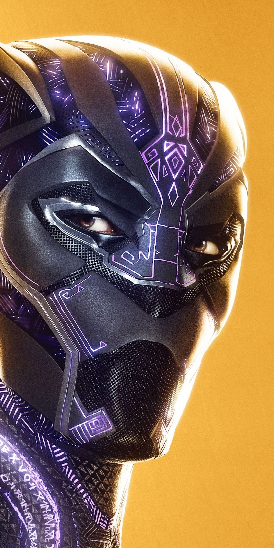 Black Panther Marvel Comics Movie Avengers Infinity War 1080x2160 Wallpaper Black Panther Marvel Black Panther Comic Black Panther Art
