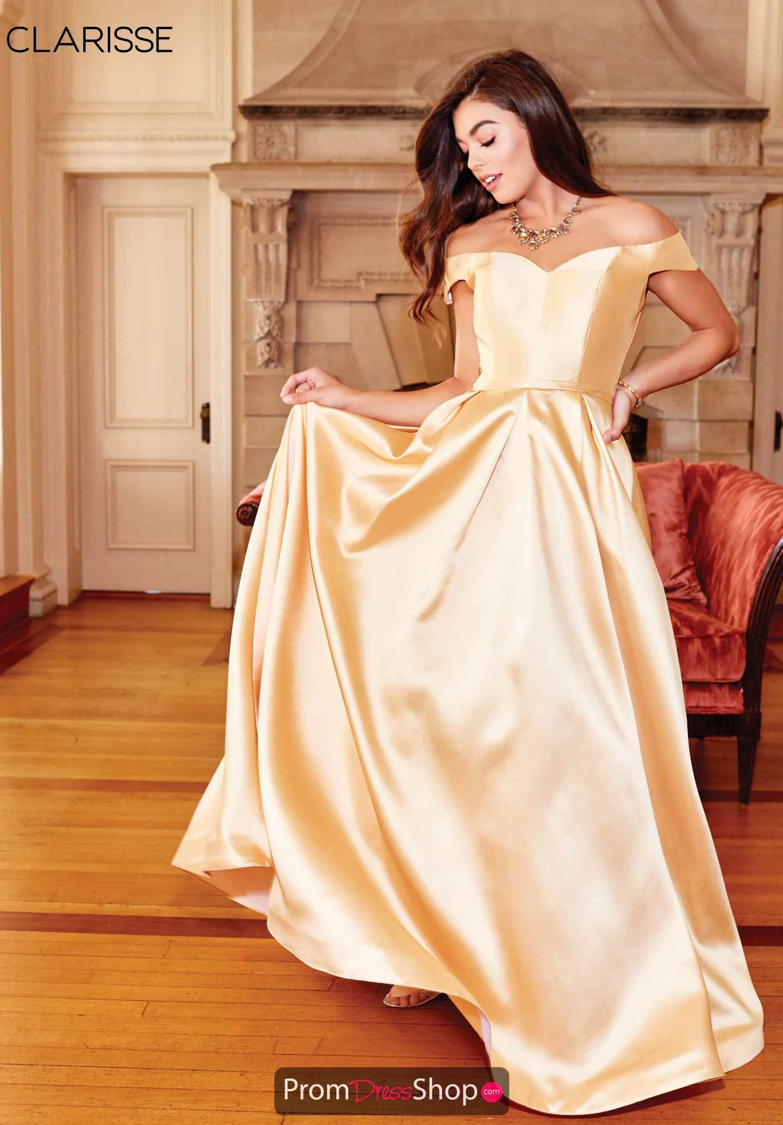 Clarisse Dress 3442 Promdressshop Com Prom Dresses Ball Gowns Prom Dresses Long [ 2314 x 1610 Pixel ]