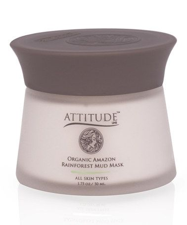 Love this Amazon Rain Forest Mud Mask by Attitude Line on #zulily! #zulilyfinds