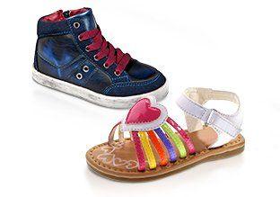 Fun For Their Feet: Kids' Shoes