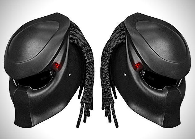 Predator Motorcycle Helmet - lifestylerstore - http://www.lifestylerstore.com/predator-motorcycle-helmet-2/