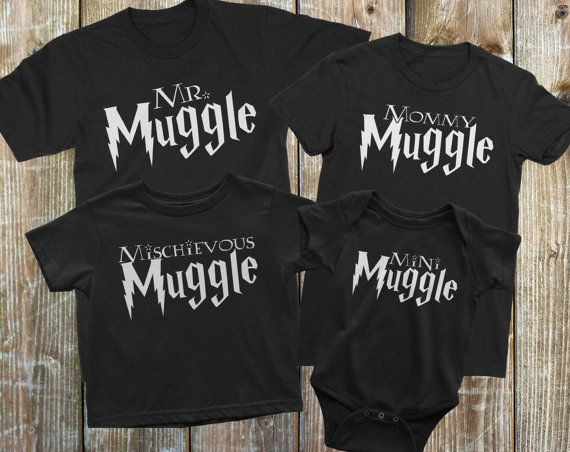a550573c Matching Family Shirts Harry Potter Family Shirt by KennieBlossoms ...