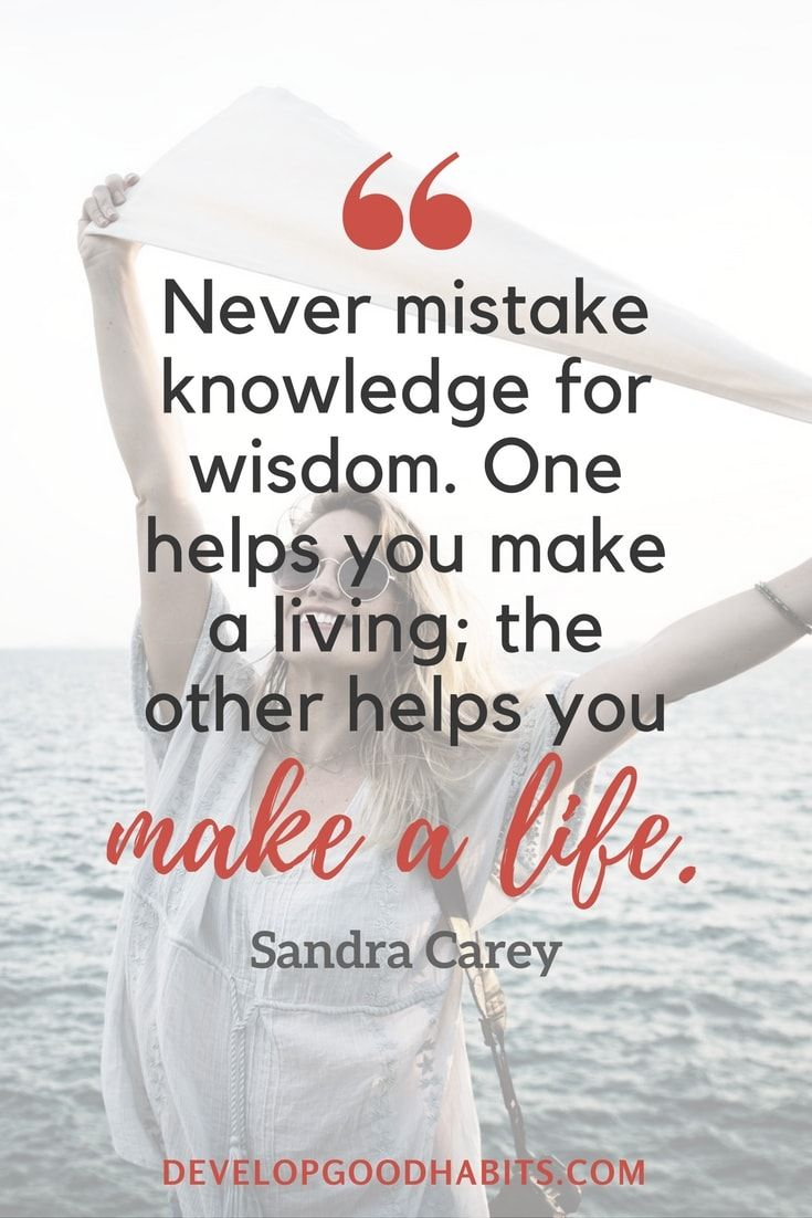 Wisdom Quotes 73 Knowledge Quotes To Inspire Learning And Increase Wisdom
