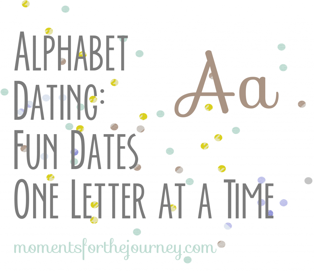 ABC Date Ideas