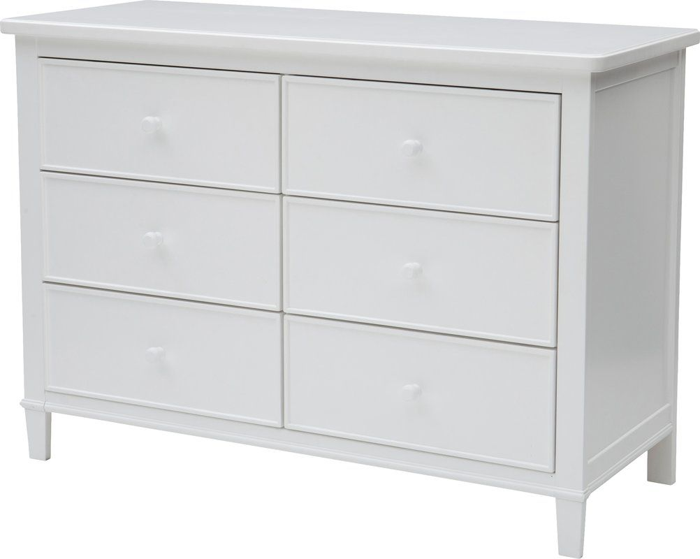 Haven 6 Drawer Double Dresser In 2021 Double Dresser Baby Drawer Drawers [ 800 x 1002 Pixel ]