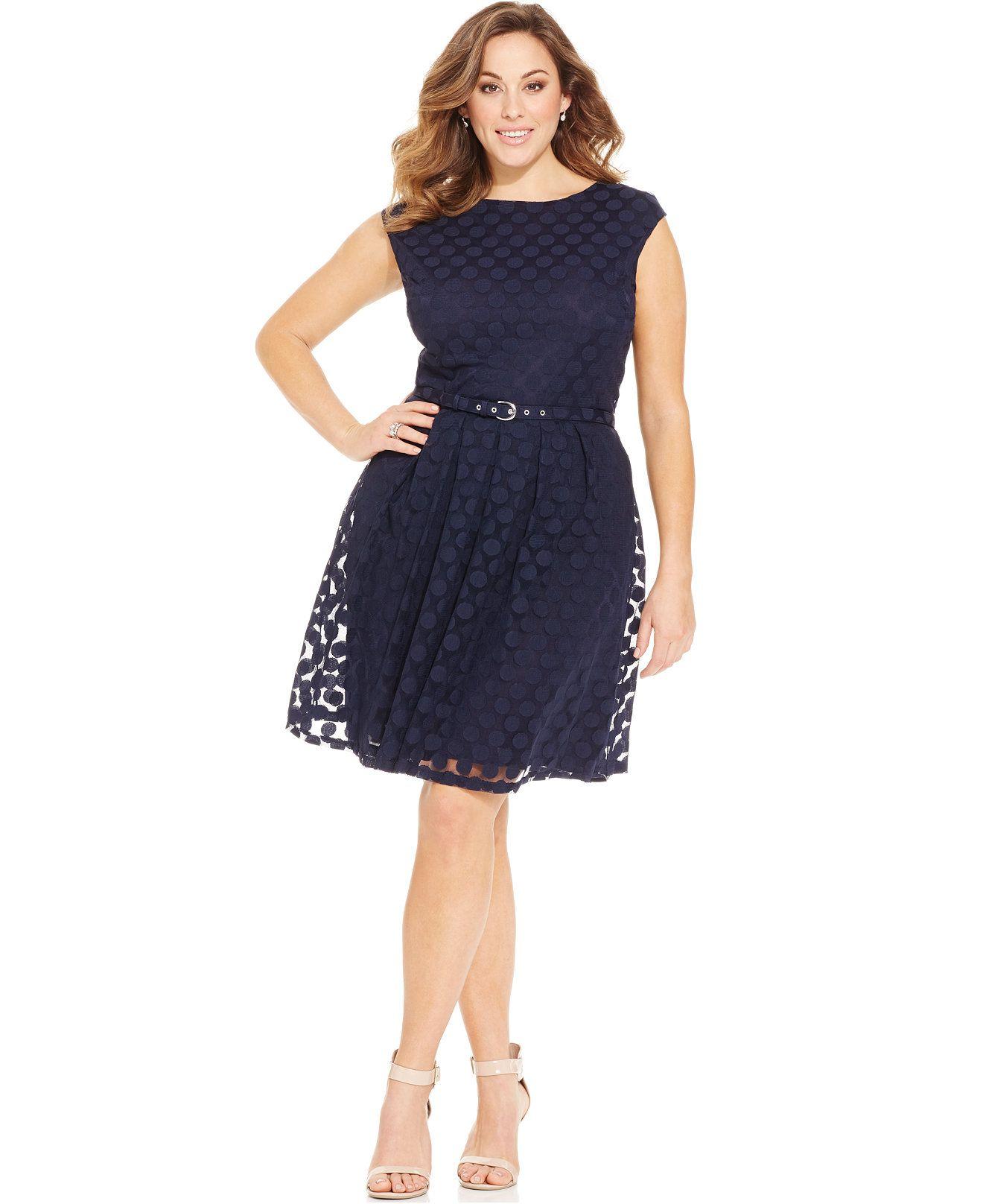 macy s dresses plus size - Heart.impulsar.co