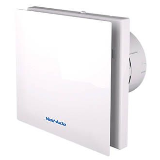 Order Online At Screwfix Com Abs Plastic Extremely Quiet Bathroom Fan Provides Stylish And Silent V Bathroom Extractor Fan Extractor Fans Bathroom Extractor