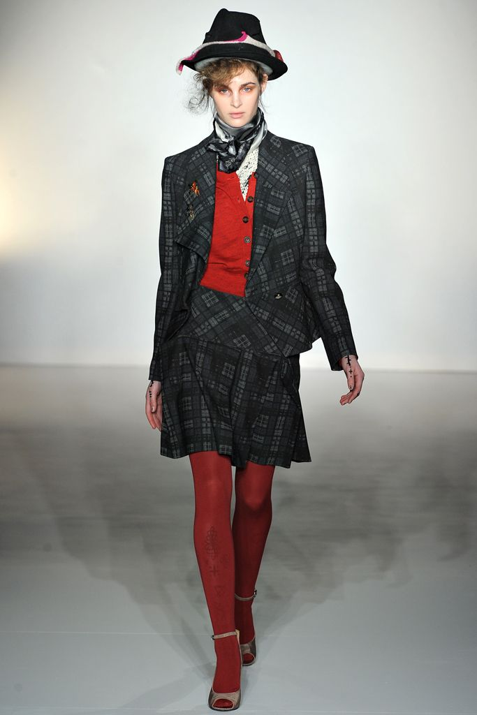 3fac224a81 Vivienne Westwood Red Label Fall 2012 Ready-to-Wear Collection Slideshow on  Style.com
