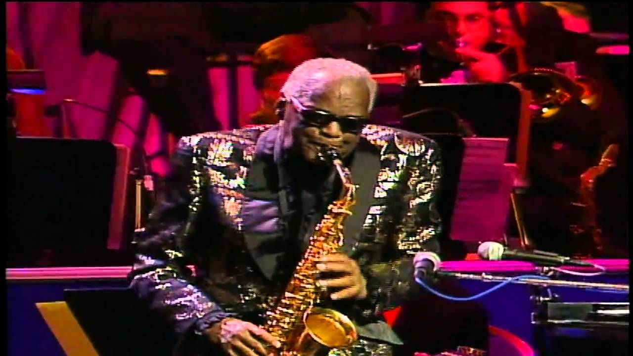 Ray Charles All I Ever Need Is You (LIVE) HD (With
