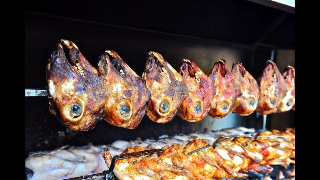 فتة راس الخروف السورية على اصولها Youtube Dinner Is Served Traditional Food Food