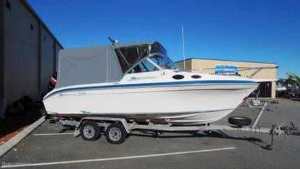 Kingcraft Classique Family Fishing Huge Open Deck Soft Ride Motorboats Powerboats Gumtree Australia Wanneroo A Power Boats Motor Boats Used Boat For Sale
