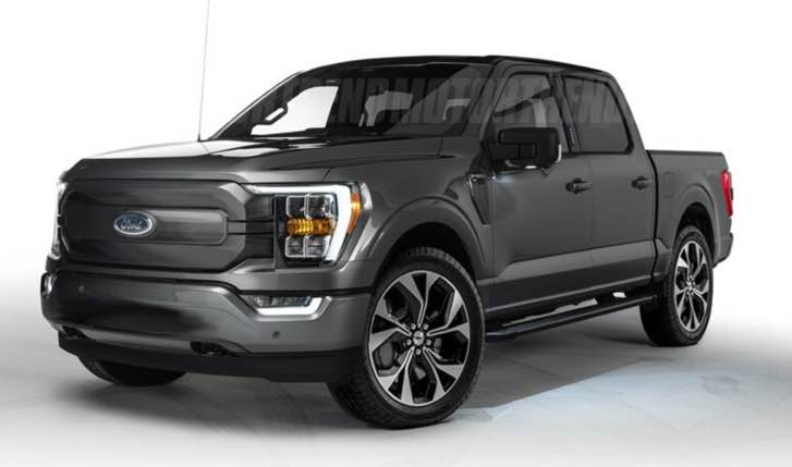 2022 Ford F2022 Ford F150 Electric All New Everglades Pickup Truck Preview150 Electric All New Everglades Pickup Truc Ford F150 Electric Pickup Ford F150 Xlt