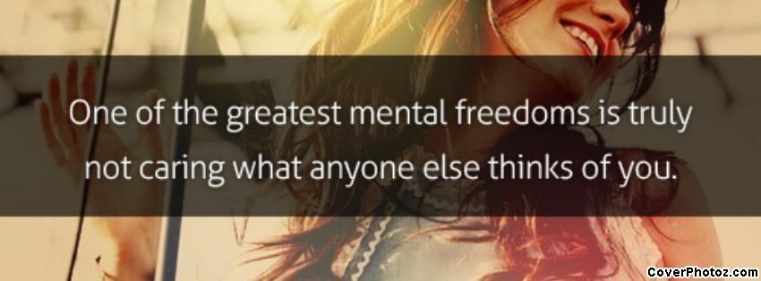GREATEST FREEDOM