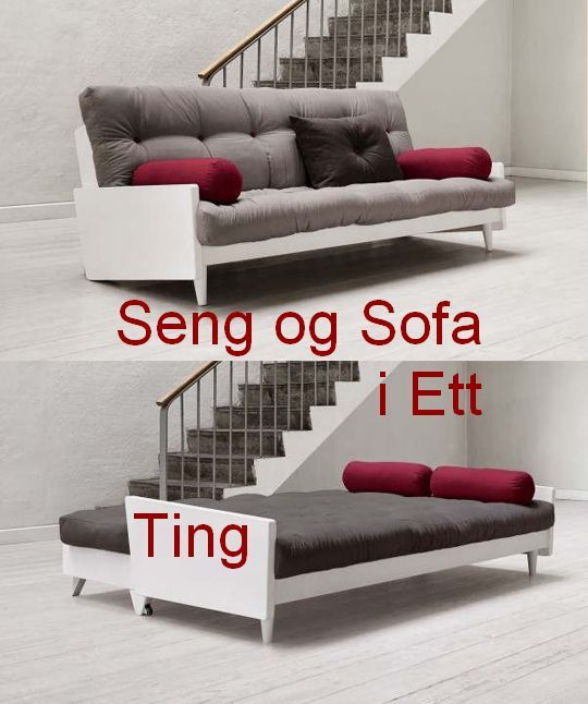 Innred Din Bolig Fornuftig Apartment Sofa Best Sleeper Sofa