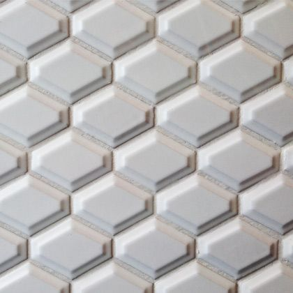 Decorative Tiles Melbourne Perini Tiles Monroe Whiteout  Decorative Tiles  Pinterest