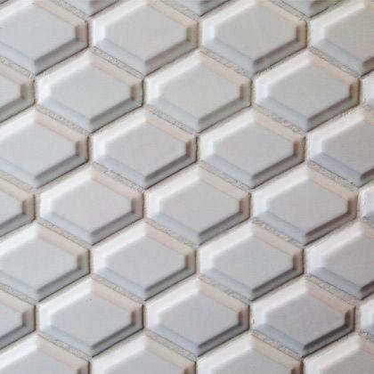 Decorative Tiles Melbourne Simple Perini Tiles Monroe Whiteout  Decorative Tiles  Pinterest Decorating Design