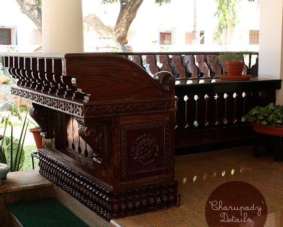 Outstanding verandah seating want something like this for Verandah designs in india