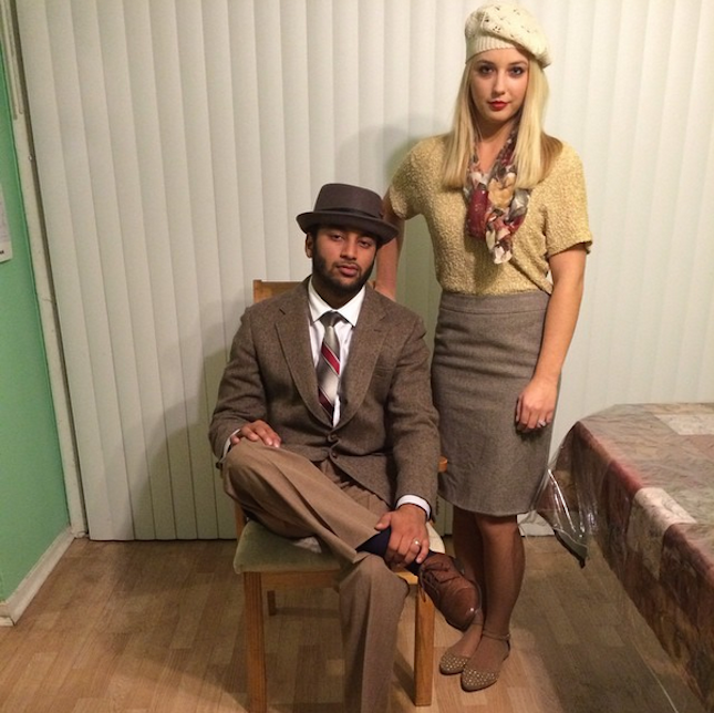 15 Groovy '60s Halloween Costumes to DIY Couples