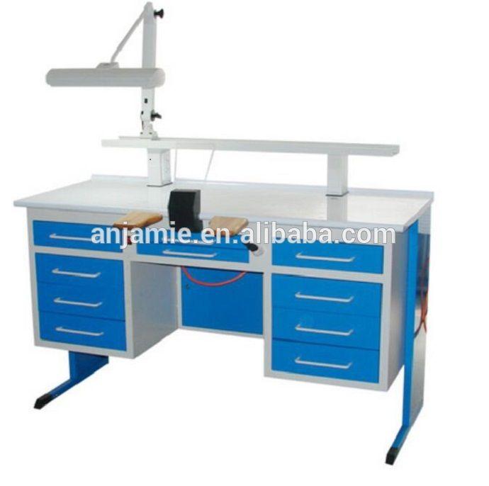 Lab Work Bench Single Person Dental Workstation Dental Lab Workstation With Ce Certificate Good Price Workstation Dental Lab Workbench