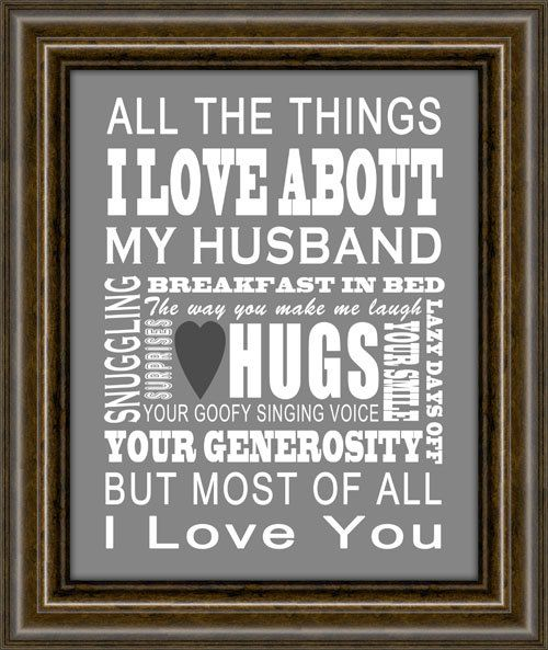618919fba4c6 ANY SIZE Digital printable Personalized Valentines Day Gift for men ...