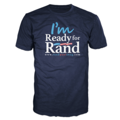 Ready for Rand T-Shirt | Rand Paul Swag