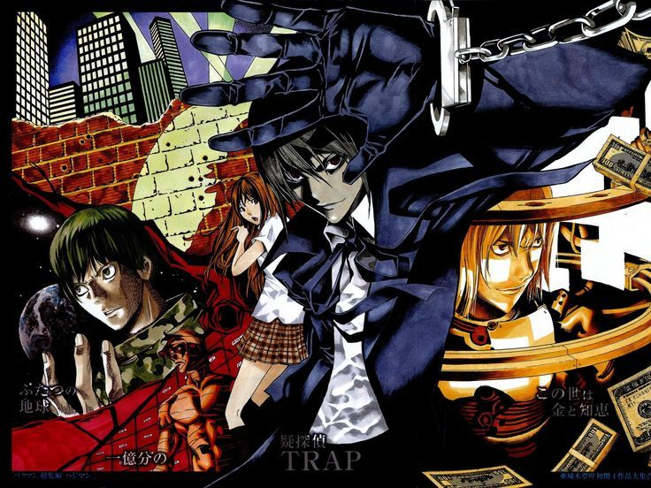 bakuman Anime, Manga artist, Manga anime