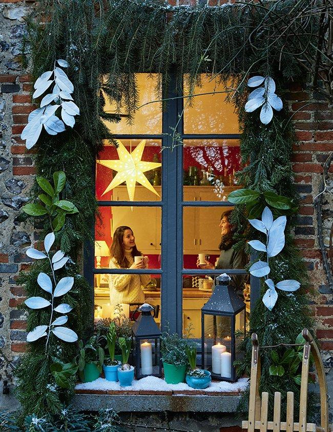 Noël DIY 8 idées pour des fêtes Slow Life Marie Claire