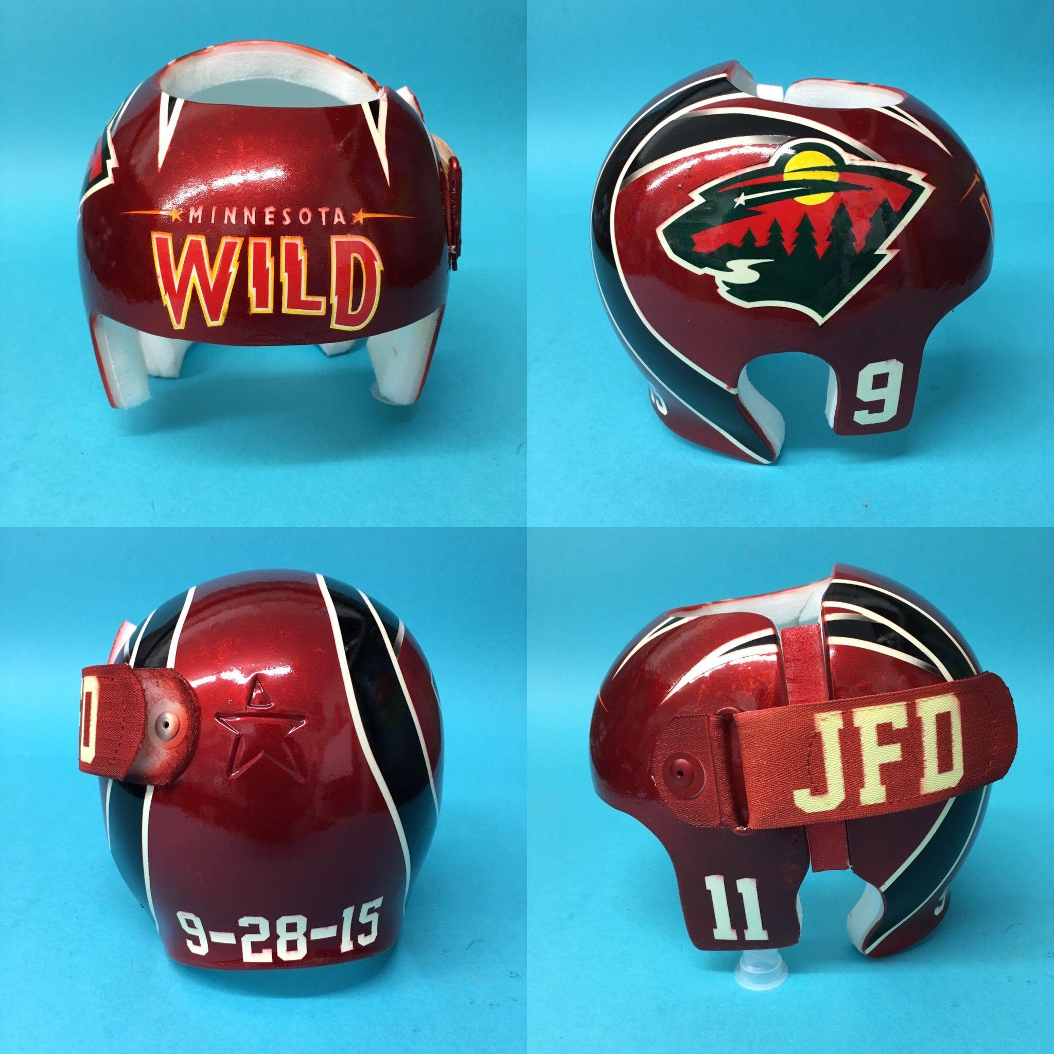 Pin By Mike Hoekstra On Cranial Shaping Helmets Minnesota Wild Piggy Bank Piggy