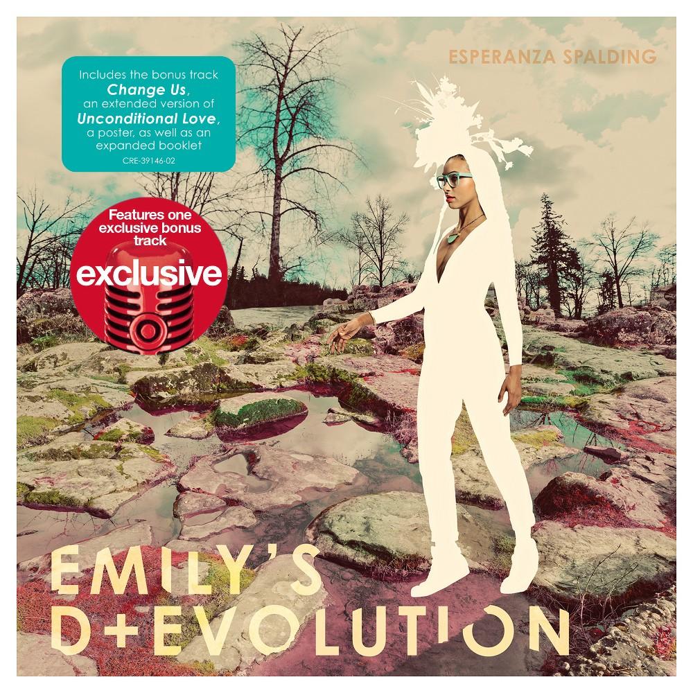 Esperanza Spalding - Emily's D+ Evolution (Target Exclusive)