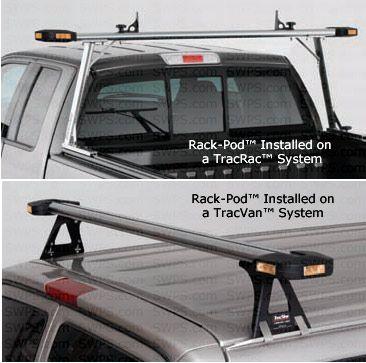 Whelen Rack Pod Super Led Pods For Tracrac Cargo Management From Swps Com Whelen Lights Led Bar Lighting