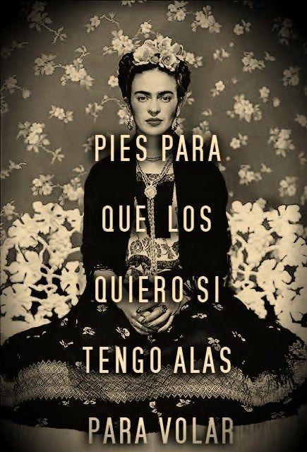 Frida Kahlo Tumblr Frase De Frida Kahlo Frases De Frida