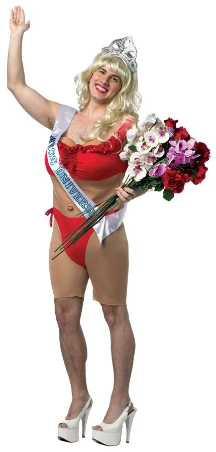 3da28d787bda Miss Universe Bikini Costume Male | Funny Stuff | Pinterest