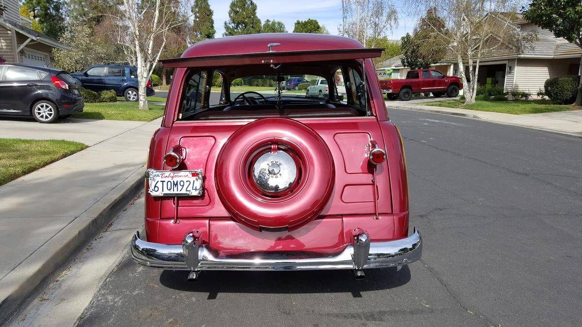 1950 Ford Woodie, Custom for sale #1815981 | Hemmings Motor News
