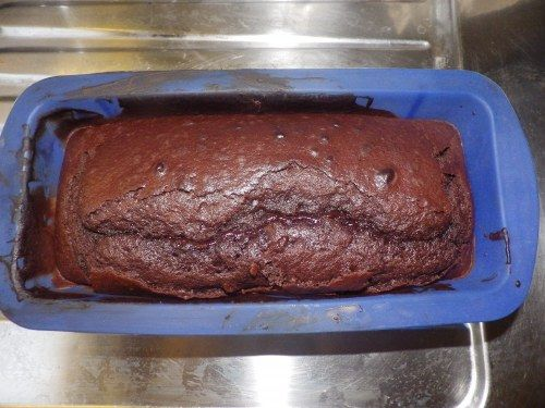 Gâteau au chocolat en poudre   Recette en 2020   Gateau ...