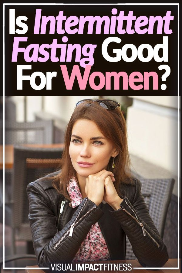 Intermittent fasting can work well for women, until it doesn't The issue is fasting too long can result in chronic cortisol and cause stubborn belly fat. #diettipsforwomen #weightlosstips #fasting