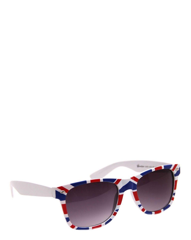 0e7613099d7 Union Jack Wayfarer Sunglasses