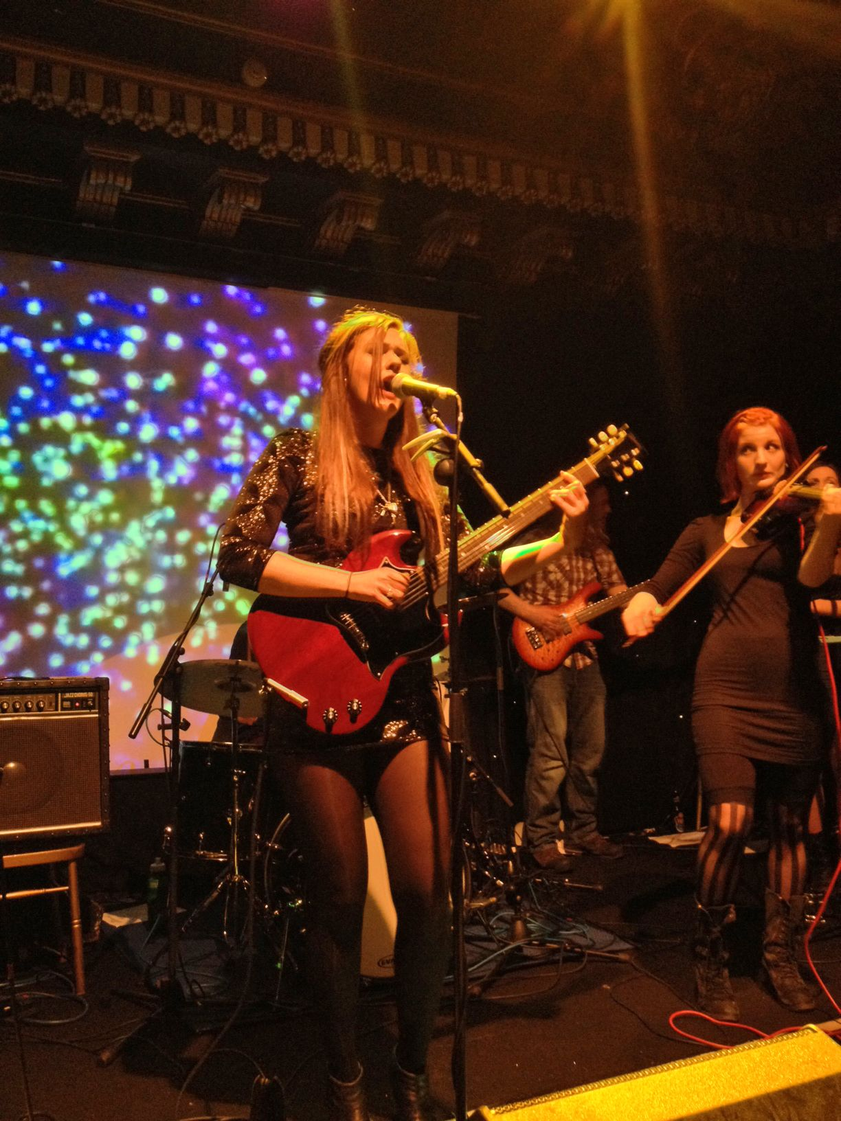 The Gillyflowers, Voodoo Rooms, Friday 25.01.13