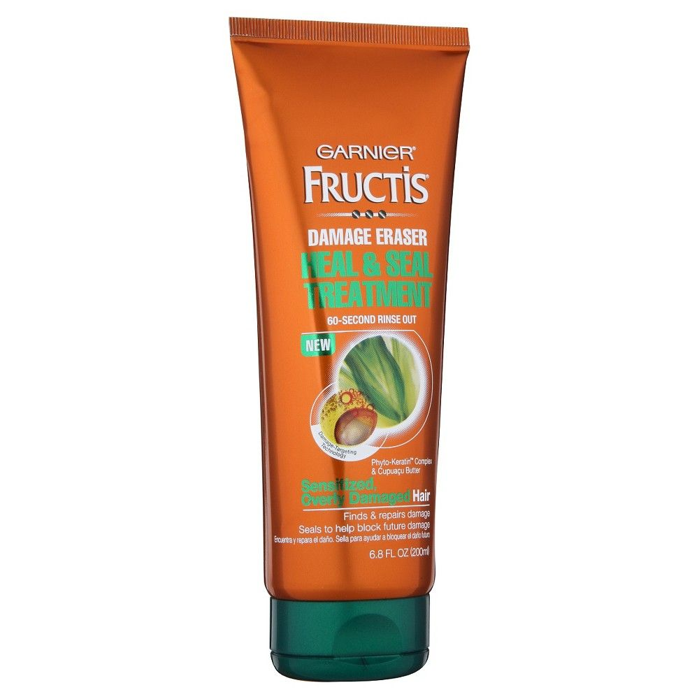 Garnier Fructis Damage Eraser Heal & Seal Treatment - 6.8 Fl Oz