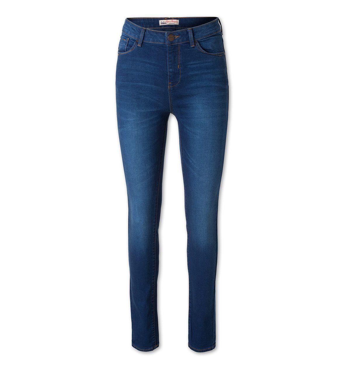 Functionimage view Super Skinny in jeans-blau