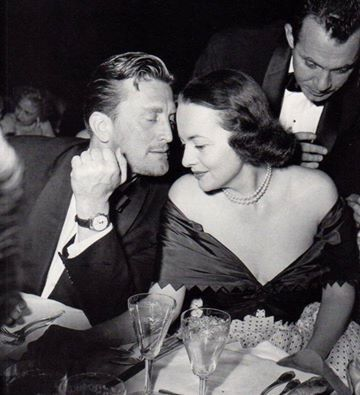 Image result for olivia de havilland and kirk douglas