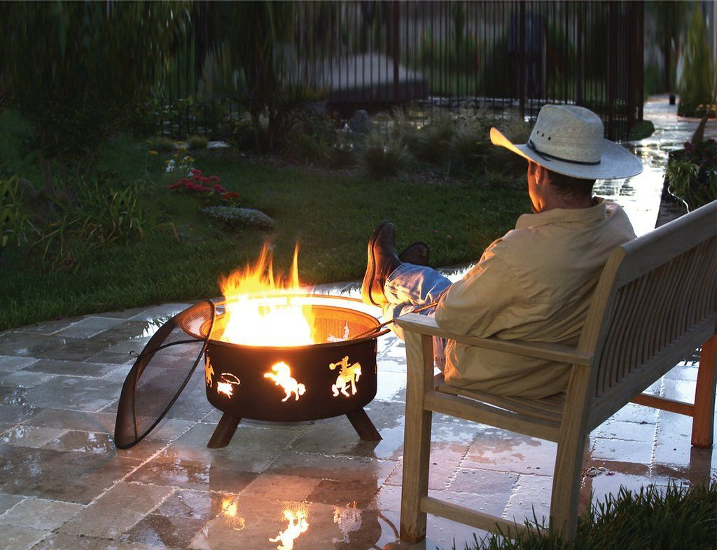 Firepitsstore.com. Portable Fire PitsOutdoor ... - Patina Products F104 30