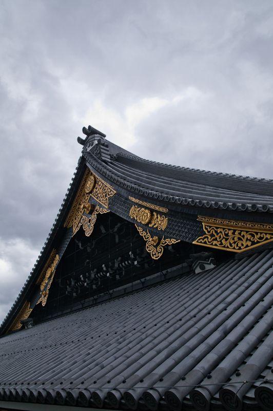 Grand roof | Miei-do, Higashi Hongan-ji
