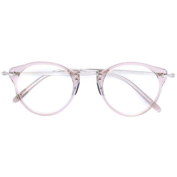 d93d85e3cd0 Oliver Peoples OP-505 round frame glasses (3