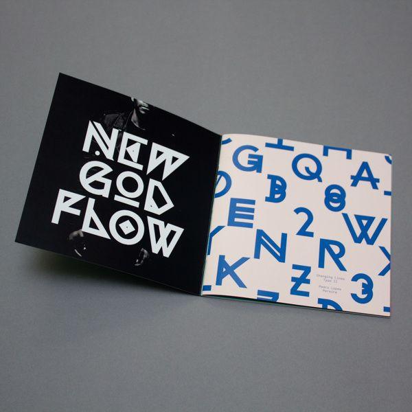 Ten Dollar Fonts: Lookbook by Ten Dollar Fonts, via Behance