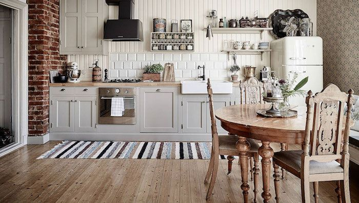 ▷ 1001 + Ideen für Küche Shabby Chic   Shabby chic, Shabby und ...