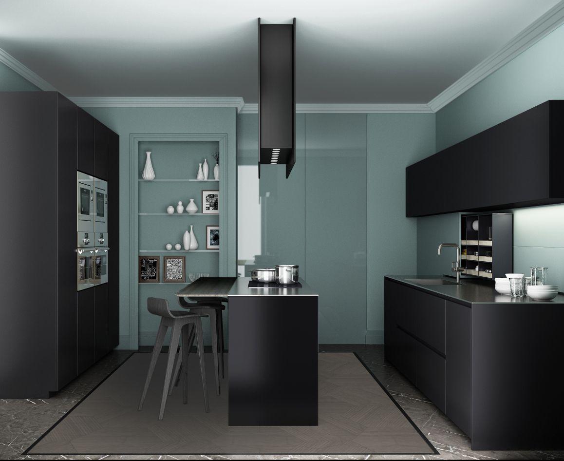Cucina modulnova andrea castrignano milano salone del for Home decor milano