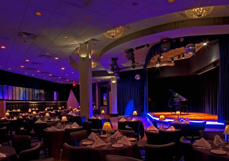 Alexandrias own supper club the carlyle club perfect